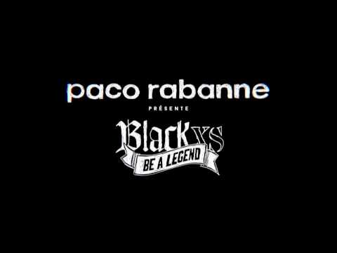 PACO RABANNE - BE A LEGEND - BLACK XS