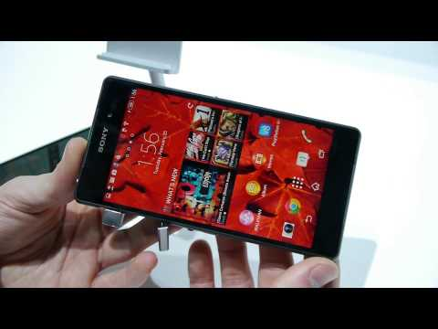 Sony Xperia Z2 in-depth hands-on part 1: Intro and Design