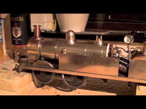 ARMIG Steam Test 30-1-12