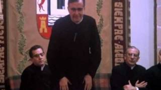 "Vídeo de sant Josepmaria: ""L'amor a Jesucrist"""