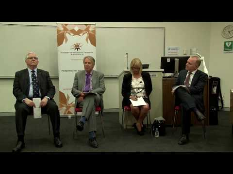 View Peter Karmel Forum 2017-Social Science Research: Making its mark on Australia video