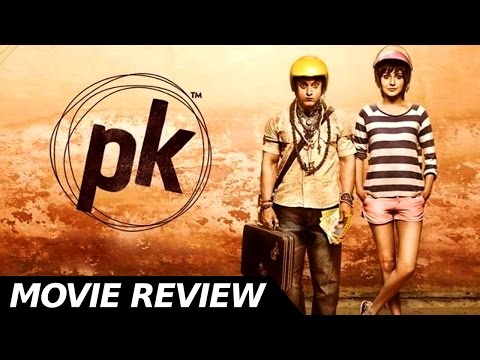 video review - PK is a film that utterly delivers everything that is expected from it and will definitely leave you memorable experience. SUBSCRIBE for the best Bollywood videos, movies and scenes, all...