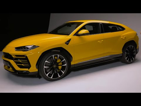 Lamborghini Urus Walkaround | Top Gear