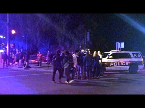 California shooting: man kills 11 after firing into crowded bar