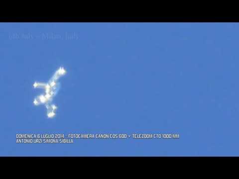 Best UFO Sightings Of July 2014, ConspiracyZone