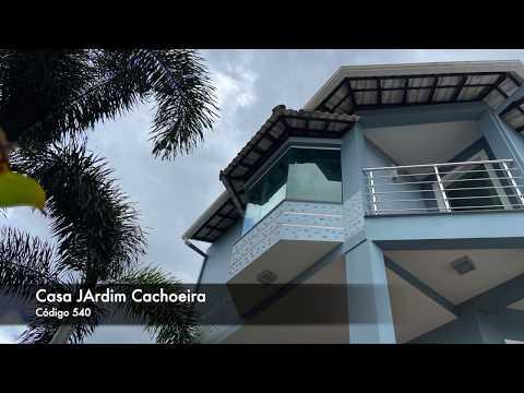 Casa - Jardim Cachoeira - Conselheiro Lafaiete - R$  800.000,00