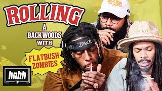 How to Roll a Backwoods with Flatbush Zombies (HNHH)