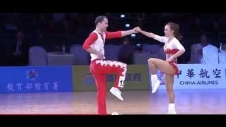 World Dance Sport Games 2013 - Rock'n'Roll Final