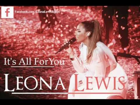 Tekst piosenki Leona Lewis - It's All For You (Part 2) po polsku