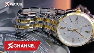 Top 5 mẫu đồng hồ 3 triệu dành cho người mới (Phần 1) 3 TRIỆU ĐỒNG, khoản tiền không quá nhỏ cũng không quá lớn để bạn...