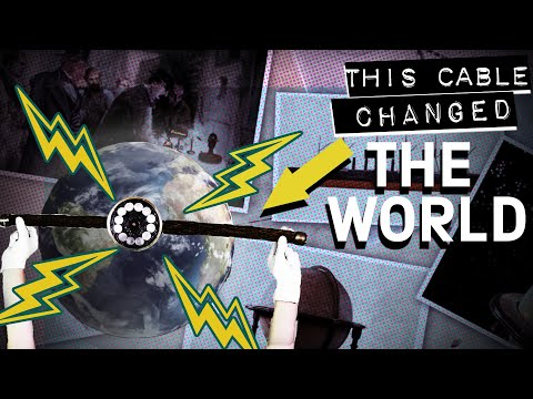 How one cable united the UK and USA I The Information Age Episode 1