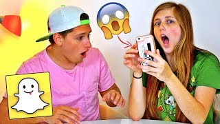 """READING MY GIRLFRIEND'S DIRTY SNAPCHAT DM's!*SUBSCRIBE* & TURN ON NOTIFICATIONS! : LIKE & SHARE TO SUPPORT!Check out yesterday's vlog : SURPRISE HAIRCUT PRANK ON GIRLFRIEND! **PRANK WARS GONE WRONG!** ft. Jake Paul : https://goo.gl/LnULRa▬▬▬▬▬▬▬▬▬▬▬▬▬▬▬▬▬▬▬▬▬▬▬▬Business Email: bookofken@gmail.comSocial Media:Instagram: http://instagram.com/BookOfKenTwitter: http://twitter.com/BookOfKenSnapchat: http://snapchat.com/add/BookOfKenFacebook: http://facebook.com/BookOfKenCarley's YouTube Channel: http://youtube.com/BookOfCarleyCarley's Instagram: http://instagram.com/BookOfCarleyCarley's Snapchat: http://snapchat.com/add/BookOfCarleyCarley's Twitter: http://twitter.com/BookOfCarleyCarley's Facebook: http://facebook.com/BookOfCarleySEND US LETTERS OR WHATEVER TO OUR P.O BOX! :""""BOOKOFKEN, PO BOX 398533, Miami Beach, FL 33239""""▬▬▬▬▬▬▬▬▬▬▬▬▬▬▬▬▬▬▬▬▬▬▬▬Royalty Free Music by http://www.audiomicro.com/royalty-free-music&https://player.epidemicsound.com"""