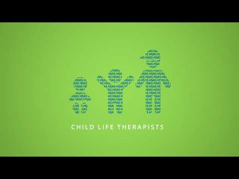 HSAS Blue Green: Child Life Therapists, Anesthesia Assistants, Prosthetists