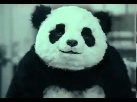 mai dire no al panda - spot divertente