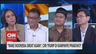 "Video Mirip Slogan Trump, Timses Jokowi-Ma'ruf: Ucapan Prabowo ""Make Indonesia Great Again"" Sangat Salah MP3, 3GP, MP4, WEBM, AVI, FLV Oktober 2018"