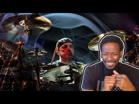 The Professor • NEIL PEART Drum Solo (RUSH Live In Frankfurt) | Reaction