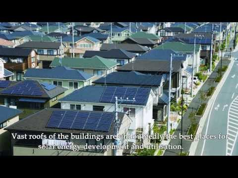 WWF Climate Solver China Awards 2013: Photovoltaic Ceramic Tile