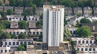 Cladding concerns - Camden tower blocks evacuated after Grenfell fire