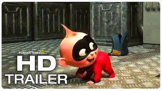 Video INCREDIBLES 2 Dash Vs Jack Jack Trailer (NEW 2018) Superhero Movie HD MP3, 3GP, MP4, WEBM, AVI, FLV Juni 2018