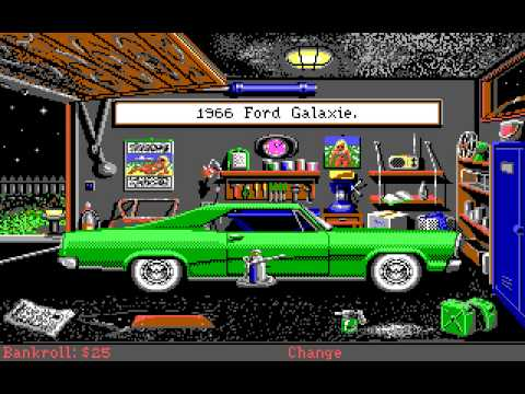 Hot Rod Amiga