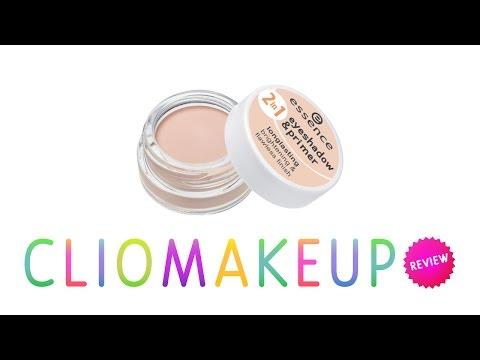 Recensione Primer Essence 2in1 Eyeshadow & Primer Review