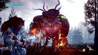 Kill Frostclaw #Ps4 #horizon zero dawn complete edition