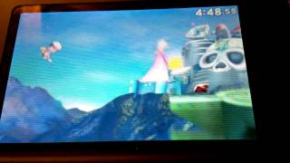 My Rosalina almost JV-3-stocks a For Glory Ness