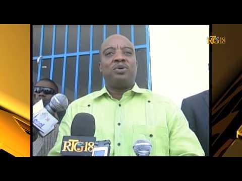 Le Ministre de la Justice, Pierre-Richard