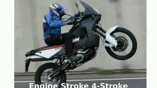 2. 2011 KTM 990 Adventure R Features and Specification