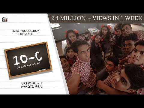 10-C II EP 3 II Magic Pen II Webseries Season 1 II #Im4u ||