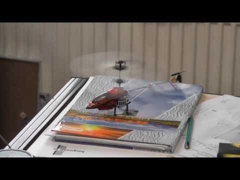 XK K124 6CH sans balai EC145 3D6G système de contrôle Radio Hélicoptère Prêt à voler