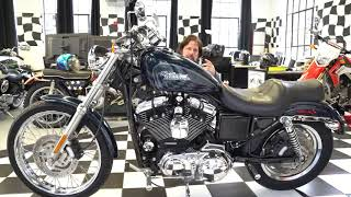 1. 2002 Harley Davidson XL1200C