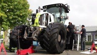 JP's Traktor Taxi | Episode 2 | JP Performance | Claas Axion | AgrartechnikHD