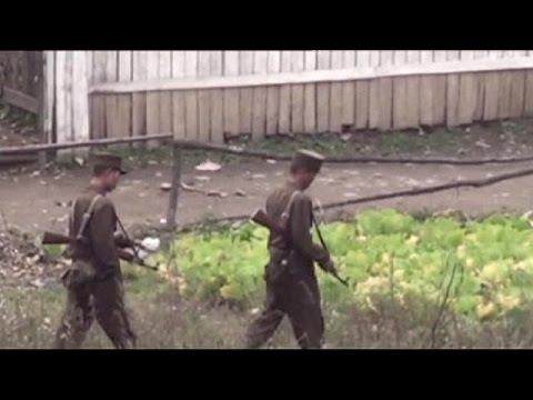 Στρατιώτης δραπέτευσε από τη Βόρεια Κορέα