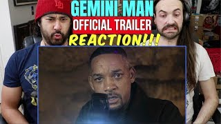 GEMINI MAN - Official TRAILER REACTION!!! by The Reel Rejects