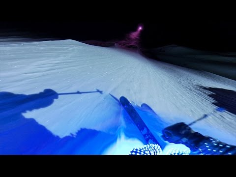 GoPro: Afterglow - Night Skiing