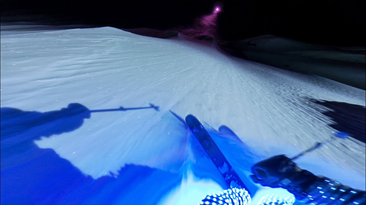 GoPro: Afterglow – Night Skiing