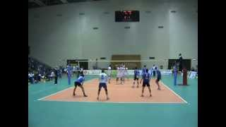 CEV Cup - Full Game, Blue No.1