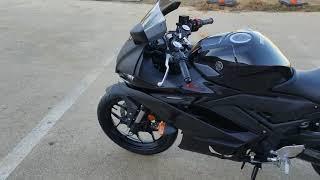 4. 2020 Yamaha R3 with ABS
