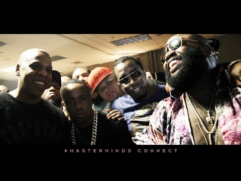 WATCH: Jay Z & Rick Ross Kick It Backstage In Miami