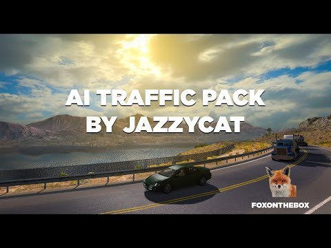 AI Traffic Pack by Jazzycat  v3.9