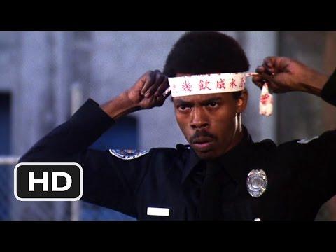 Police Academy 2 (1985) - He Thinks He's Bruce Lee Scene (6/9)   Movieclips