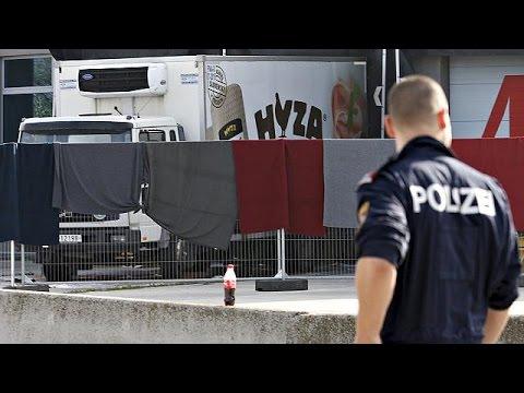 Αυστρία: Τέσσερα παιδιά ανάμεσα στους 71 νεκρούς του φορτηγού