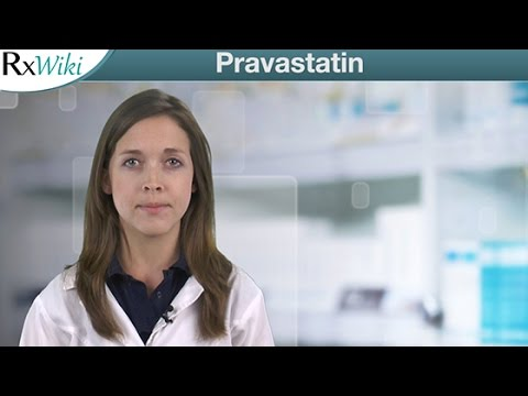 Pravastatin For The Treatment of High Cholesterol - Overview