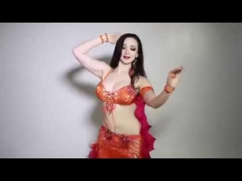 Arab belly dance