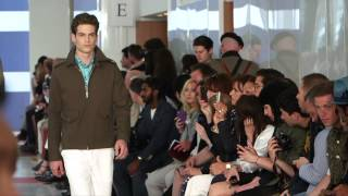 Richard James - Spring/Summer \'15 show at London Collections: Men