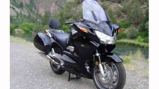 1. 2009 Honda ST1300 Base Specs & Specification