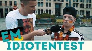 Video IDIOTENTEST - Fußball EM-Special MP3, 3GP, MP4, WEBM, AVI, FLV Mei 2018