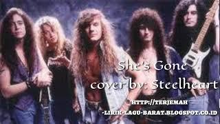 She's Gone - Steelheart, LYRICS (TERJEMAHAN BAHASA INDONESIA)
