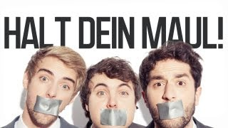 Halt Dein Maul YouTube-Video